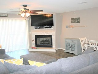 Beautiful Condo, Newly Remodeled, No Steps