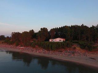 Shangri-La on Lake Superior - Incredible Lake Views, Pure White Sand Beach