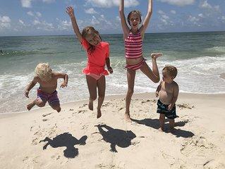 Relax! Beachside Fun in the Sun at Orange Beach!!