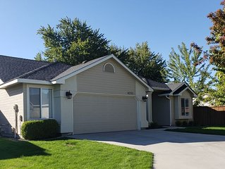 front of Ida-Home (your Idaho Home away from Home)