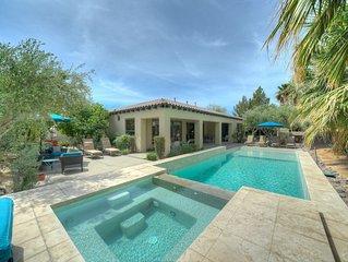Spanish Modern Luxury Retreat | Sleeps 13 | 5 STAR Home Experience.