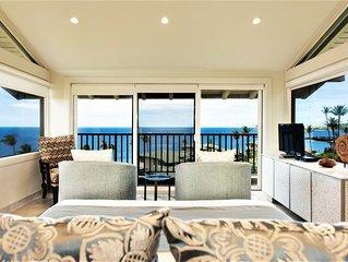 Kapalua Bay Villa Endless Ocean Views!