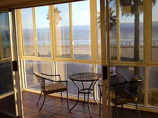 Stunning Ocean Views from Every Window!  Deluxe Condo On the Beach