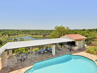 TurnKey - 7BR Beautiful Ranch Home w/ Private Pool & Lake Views