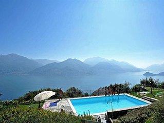 Balcone Su Menaggio - A Superb Family-Friendly Hillside Retreat!