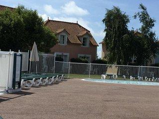 Maison 2 chambres Pierre et Vacances Port Bourgenay Domaine du Moulin