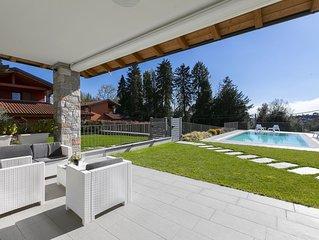 Villa Il Gelsomino Bellavista, Besozzo, Italy