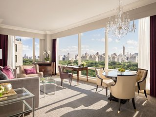 Luxury Condo Overlooking Central Park | Walk to Lincoln Center, Columbus Cir