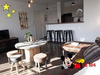 Appartement le 104 - Disneyland Paris - Val d Europe