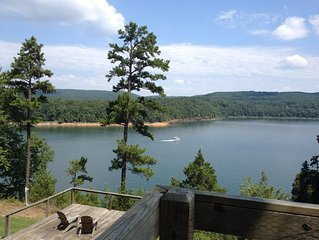 Peter Creek Paradise on Greers Ferry Lake