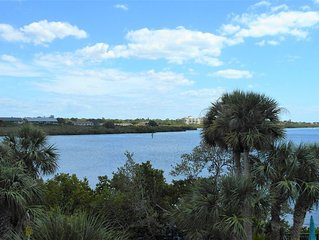Waterfront, Pet Friendly Condo in Desirable Indian Shores, Florida