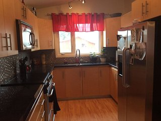 Great 2 bedrooms, 1 bath in the Heart of Yukon's Wilderness City, Whitehorse