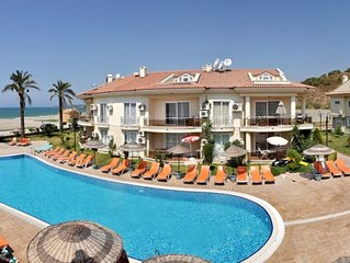 Rental 2+1 Aparts in Fethiye Calis in a Complex Shared Pool Lighthouse 4. Close