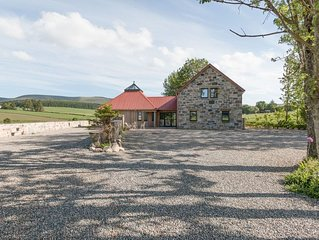 4 bedroom accommodation in Chapeltown of Glenlivet, near Ballindalloch