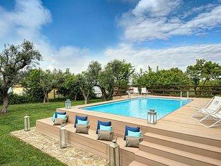 Villa Vesuvio - Lusso, bellezza e relax in penisola sorrentina.
