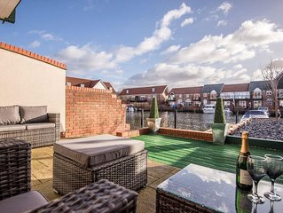 2 bedroom accommodation in Burton Waters, near Lincoln