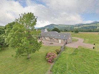 2 bedroom accommodation in Grandtully, near Aberfeldy