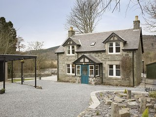 3 bedroom accommodation in Aberfeldy, near Pitlochry