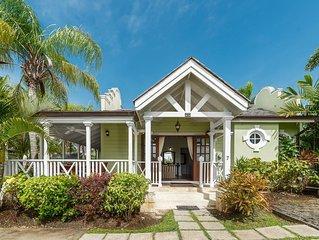 Luxury 7 Porters Court,Barbados,Beach Club Membership,4 minute walk to the sea