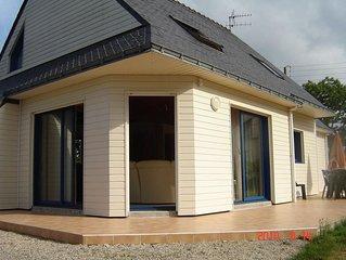 Maison en bois RIEC/BELON