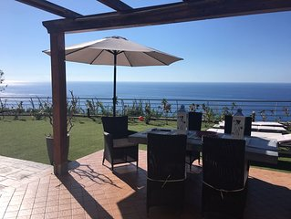 Villa With Breathtaking Views Of Stromboli And Tropea (with FREE WI-FI)