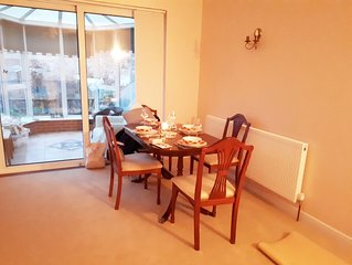 3 BR house recently refurbished close to all the best attractions of Eastbourne