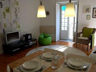 Apartamento totalmente remodelado no bairro histórico de Alfama.