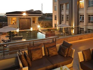This Superior Room is where you want to stay wail in Nairobi