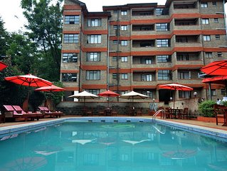 Have a distinctive vacation wail in Nairobi and staying here