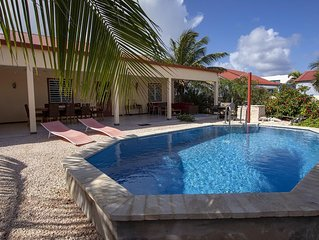 Villa Kas Leo - With private pool, rinse tanks and a large porch in Belnem