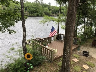Come enjoy the Suwannee River and its many beautiful springs!