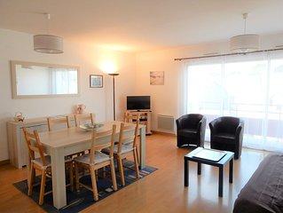 Bel appartement 2 chambres au centre-ville de PERROS-GUIREC