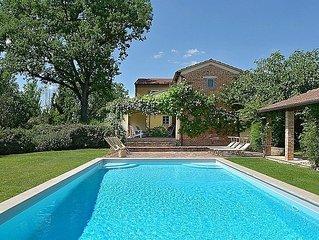 Wine Lovers! Luxury House on 250 Acre Vineyard, AC & Private Pool