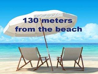 APARTAMENT RICCARDO BEACH 130 MT FROM BEACH CENTRAL
