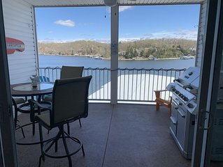 Island Escape, ELEVATORS,  Main Channel Water Front Views, Boat Slip Available