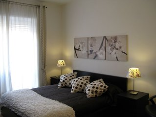 SUITE GINEVRA, a charming  flat in Rome close to the Vatican City.