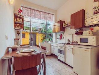 Caratteristico appartamento su tre livelli a due passi dal centro
