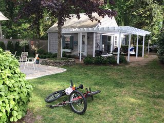 Perfect escape for overloaded couples - Cotuit Cottage