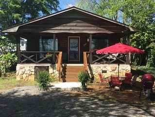 'The Cabin' at North Alabama Sailing Marina - Sail, Fish, Ski or Just Relax!