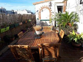 Appartement  chaleureux avec garage au coeur de Marseille a proximite de la Gare