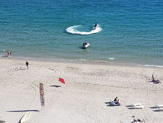 Oceanfront Fort Lauderdale Vacation Rental Condo With Pool. Direct Beachfront.