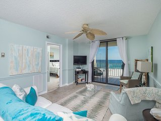 402 Sunswept 2 BD/2 BATH Gulf Front Condo DIRECTLY ON THE BEACH