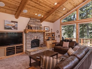Sierra Vista: 4 BR / 3 BA house/cabin in Homewood, Sleeps 10