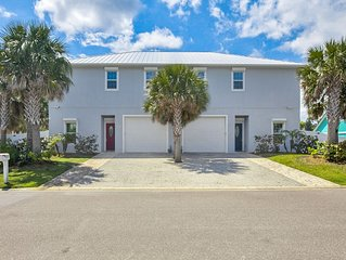 Cocoa Beach Private Home! Sleeps 8-12, Private Heated Pool