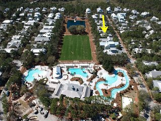 30A Vacay ~ 20% OFF SPRING BREAK! WaterColor On The Park and Camp Watercolor!