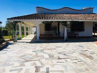 Casa vacanza Heloria Tempe, tra mare, arte e natura