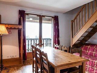 Residence Le Bois De La Reine*** - 3 Pieces Cabine Duplex 6/8 Personnes