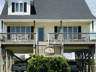 Lovely 4 Bedroom Ocean view house in West Beach