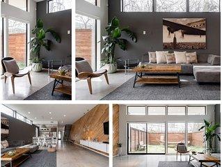 Custom Modern, Sleek and Elegant Home!