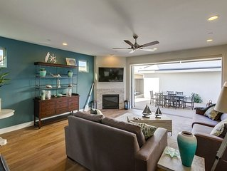 NEWLY BUILT | *UNMATCHED* | Luxury Beach Home w/ AC, Garage, Multiple Decks!